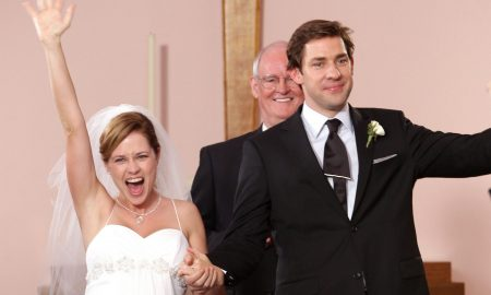 Jim and Pam is an amazing American Love Story that starts on the Workplace