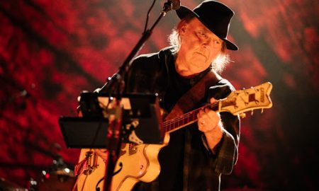 Neil Young's Fireside Sessions get postponed due to Daryl Hannah's illness