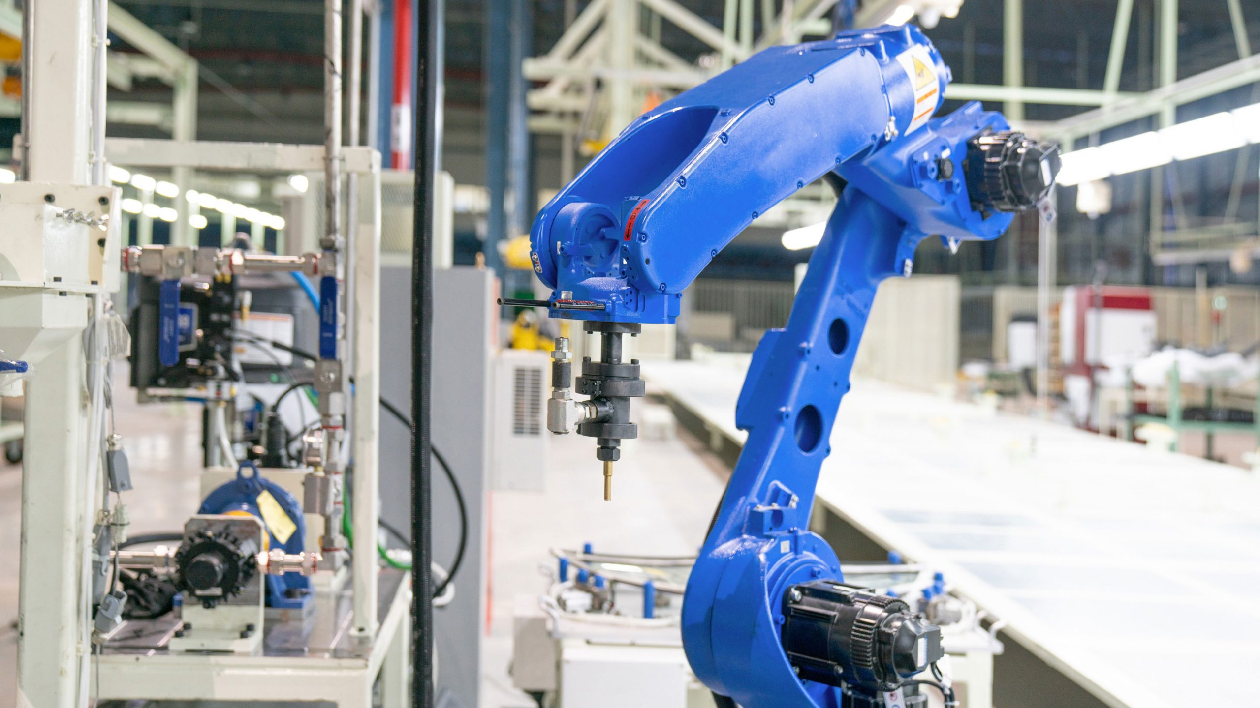 Vision Guided Robotic software are in Great demand with continuous growth in Europe